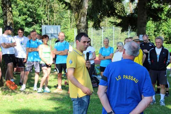 LG Passau Behördensportfest 2016