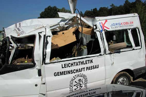 LG Passau Unwetter