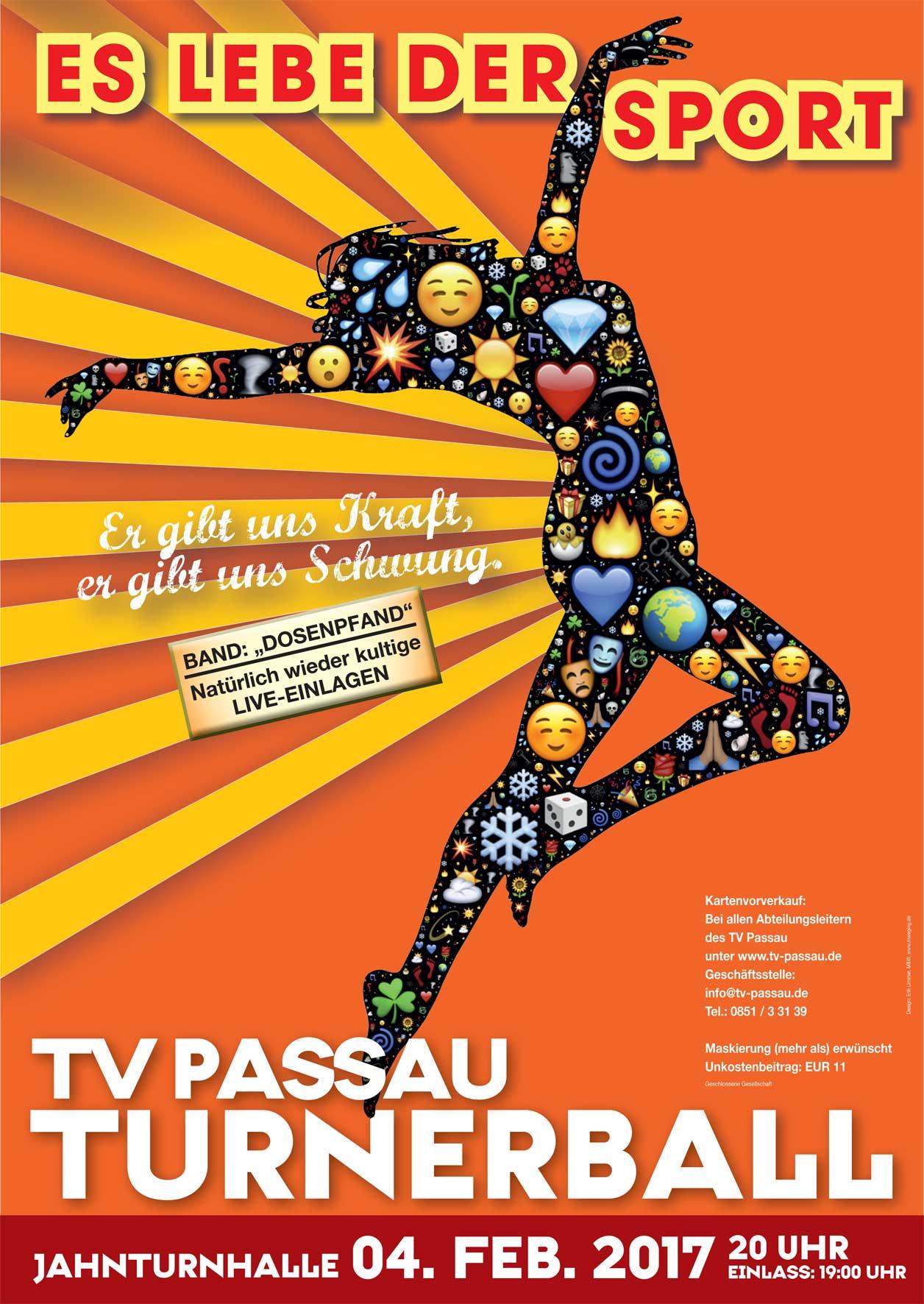 Turnerball LG Passau