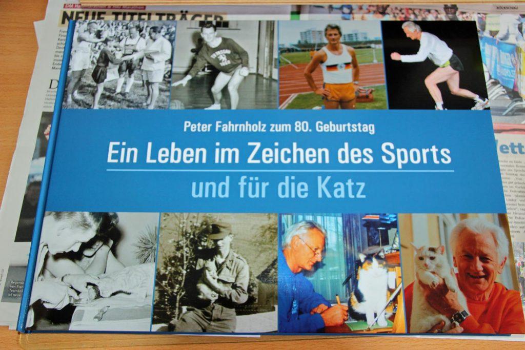In eigener Sache 80Jahre Peter Fahrnholz