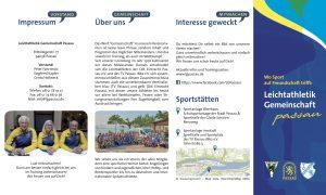 LG Passau Image Flyer