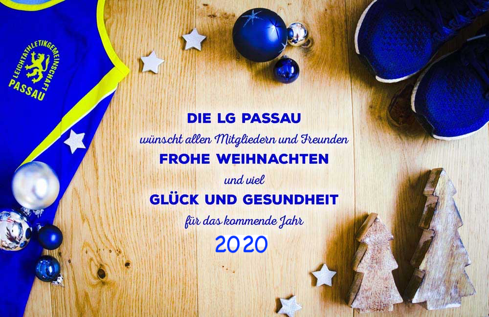 LG Passau Weihnachten 2019